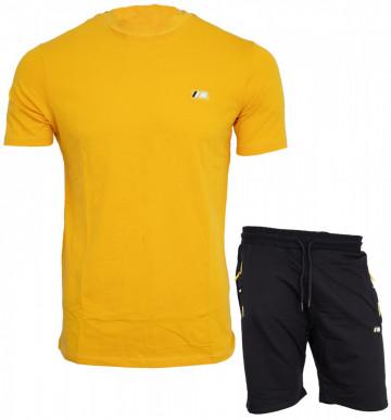 Compleu barbati tricou + pantaloni scurti TM15