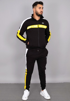 Trening bumbac slim fit M17