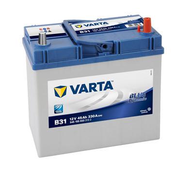 Baterie auto VARTA BLUE DYNAMIC 45 Ah