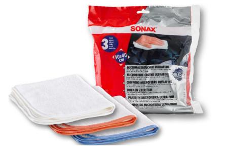 Set lavete ultrafine SONAX