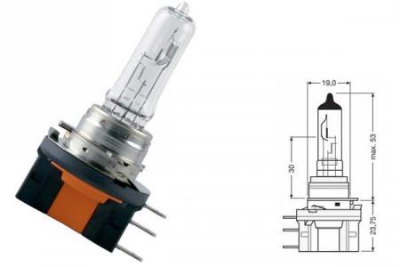 Bec H15 12V 15/55W PGJ23t-1