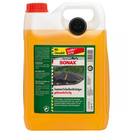 Lichid parbriz anti-insecte diluat lamaie Sonax 5 L