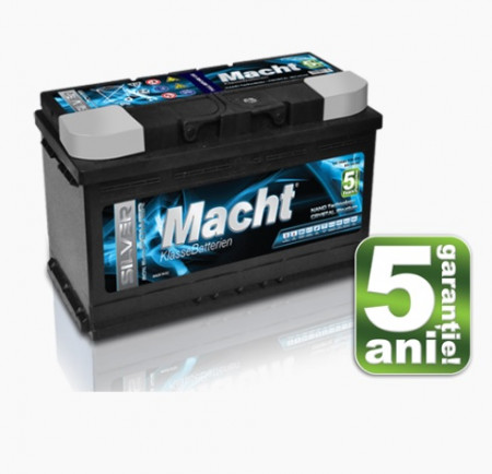 Baterie auto MACHT SILVER POWER 12V 100 Ah