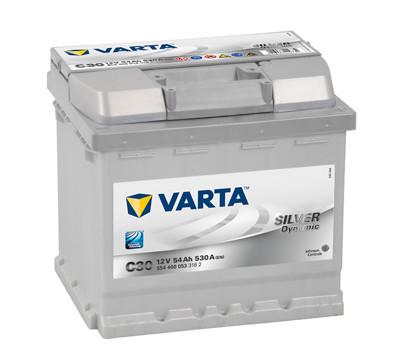 Baterie auto VARTA SILVER DYNAMIC 54 Ah