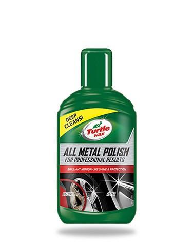 Pasta polisat All Metal Polish Turtle 300ml