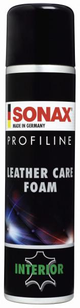 Spuma curatare si intretinere piele SONAX Profiline 400 ml