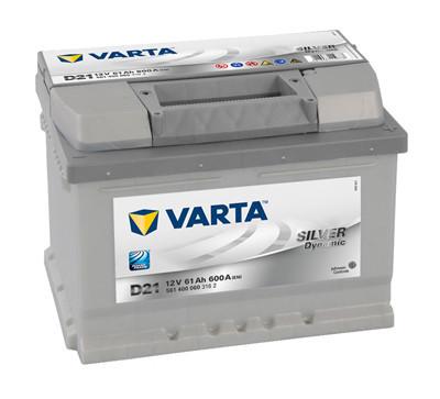 Baterie auto VARTA SILVER DYNAMIC 61 Ah