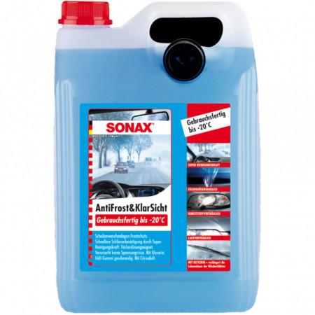 Lichid parbriz iarna concentrat Sonax 5 L