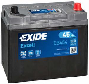 Baterie auto EXIDE EXCELL 45 Ah