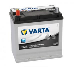Baterie auto VARTA BLACK DYNAMIC 45 Ah