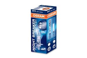 Bec H1 12V 55W P14,5s NIGHT BREAKER PLUS