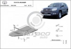 Scut metalic cutie de viteza Toyota 4Runner