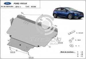 Scut motor Ford Focus III