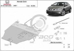 Scut motor metalic Honda Civic