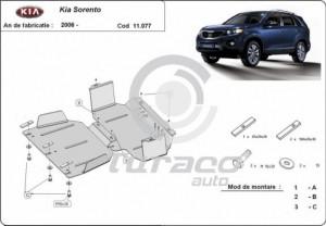 Scut motor metalic Kia Sorento