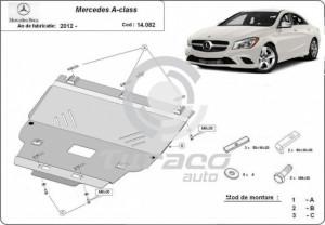 Scut motor metalic Mercedes A-Class W176