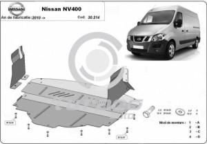 Scut motor metalic Nissan NV400