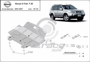 Scut motor metalic Nissan X-Trail