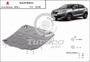 Scut motor metalic Suzuki Baleno