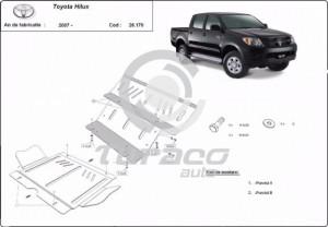 Scut motor metalic Toyota Hilux
