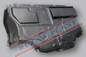 Scut plastic motor Peugeot Boxer (230 / 244)