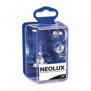 Set becuri H7 PX26d 12V NEOLUX