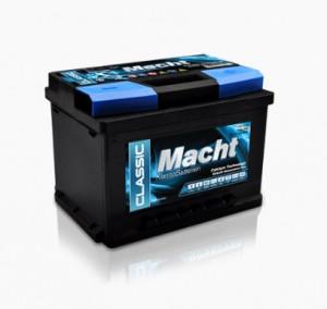 Baterie auto MACHT 12V 60 Ah