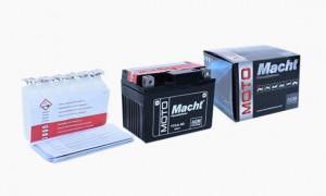 Baterie auto MACHT AGM 3 Ah 12 V