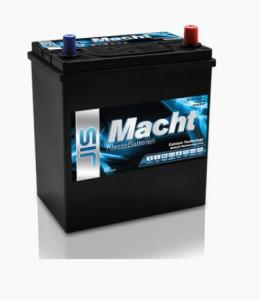 Baterie auto MACHT JIS 12V 60 Ah B.I (borne inversate)