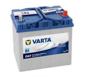 Baterie auto VARTA BLACK DYNAMIC 60 Ah