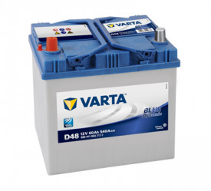 Baterie auto VARTA BLUE DYNAMIC 60 Ah