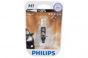 Bec H1 12V 55W P14,5s PREMIUM (BLISTER)
