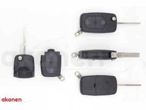 Carcasa cheie contact Volkswagen
