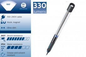 Lampa service LED 100~240V
