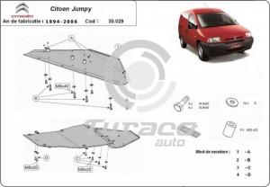 Scut motor metalic Citroen Jumpy
