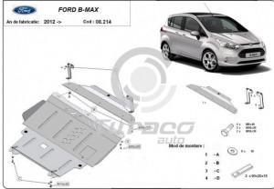Scut motor metalic Ford B-Max