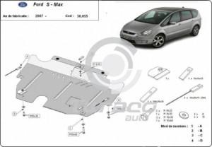 Scut motor metalic Ford S-Max