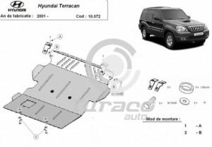 Scut motor metalic Hyundai Terracan