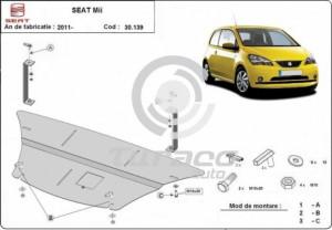 Scut motor metalic Seat Mii