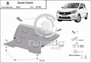 Scut motor metalic Suzuki Celerio