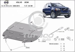 Scut motor metalic Volvo XC90