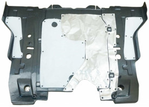 Scut plastic motor central Opel Astra J