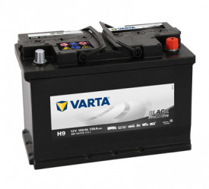 Baterie auto VARTA PROMOTION BLACK 100 Ah