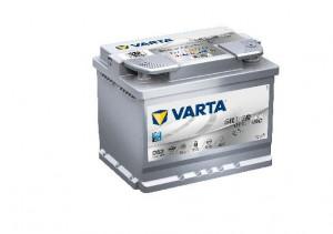 Baterie auto VARTA SILVER DYNAMIC 60 Ah
