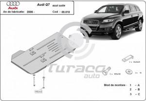 Scut metalic cutie de viteza Audi Q7 4L