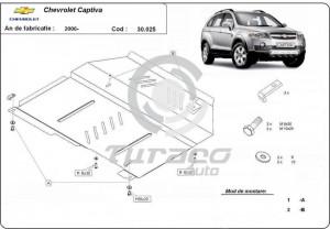 Scut motor metalic Chevrolet Captiva