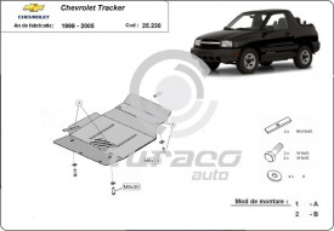 Scut motor metalic Chevrolet Tracker