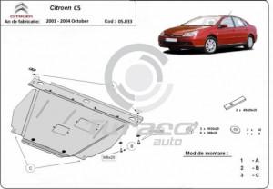 Scut motor metalic Citroen C5