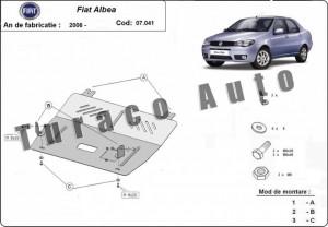 Scut motor metalic Fiat Albea