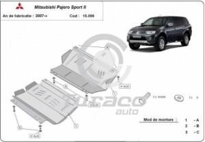 Scut motor metalic Mitsubishi Pajero Sport II
